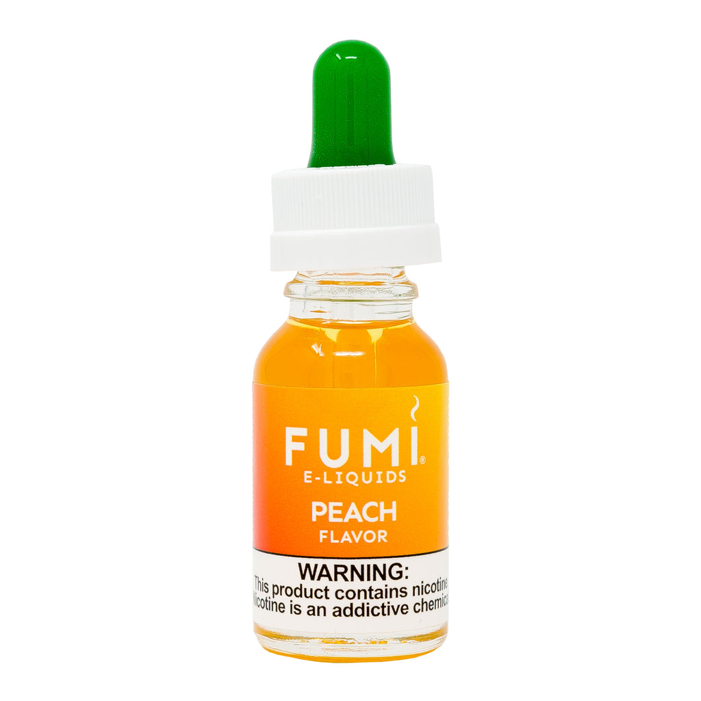 Fumi Peach By Fumizer E-Juice - E-Liquid - Vape Juice
