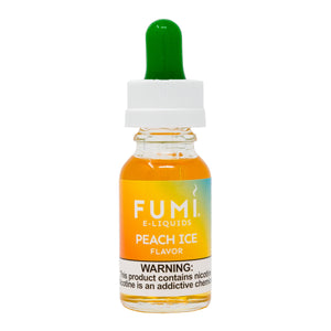 Fumi Peach Ice By Fumizer E-Juice - E-Liquid - Vape Juice
