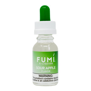 Fumi Sour Apple By Fumizer E-Juice - E-Liquid - Vape Juice
