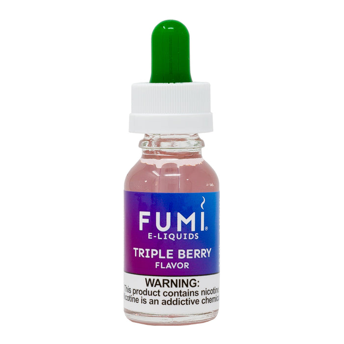 Fumi Triple Berry By Fumizer E-Juice