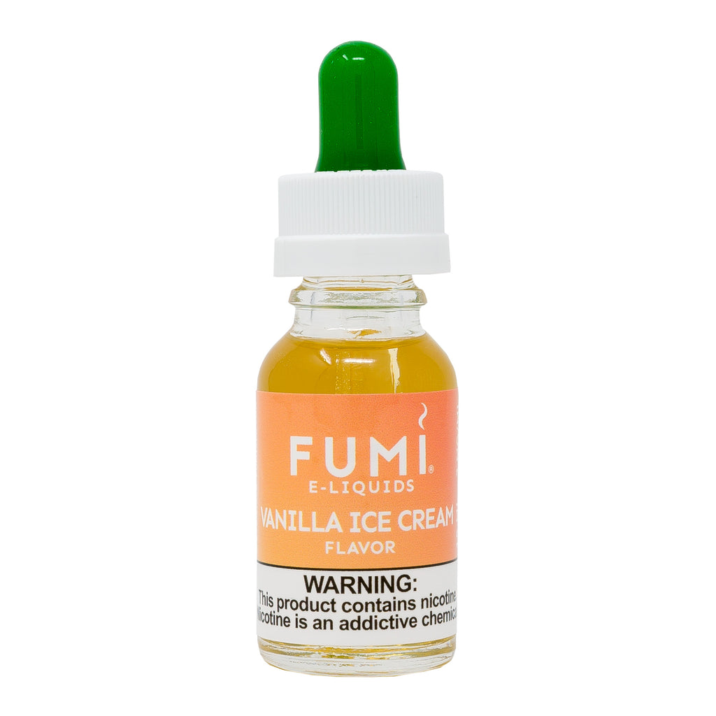 Fumi Vanilla Ice Cream By Fumizer E-Juice - E-Liquid - Vape Juice