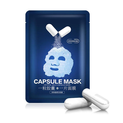 Capsule Masque En Gel