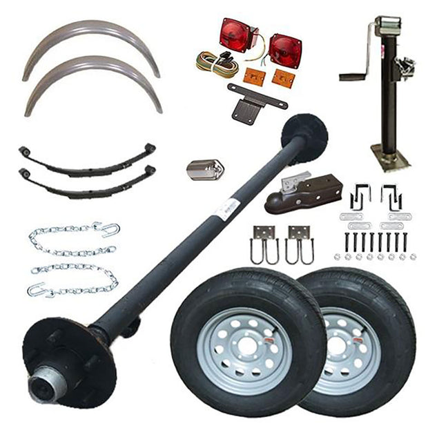 16FB - Variable Boat Trailer Kit