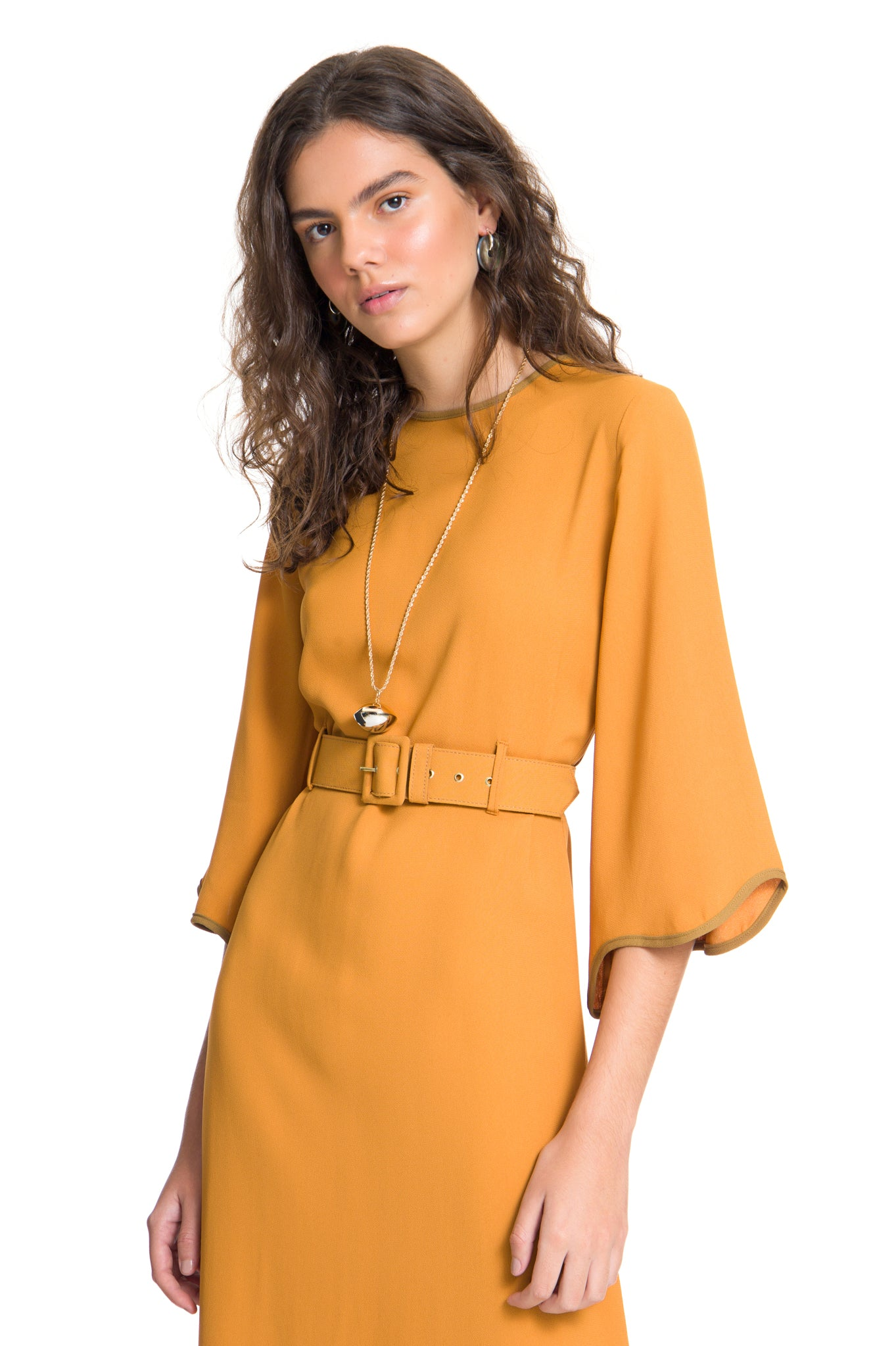 CARAMELO/ CAMELO LUCY DRESS