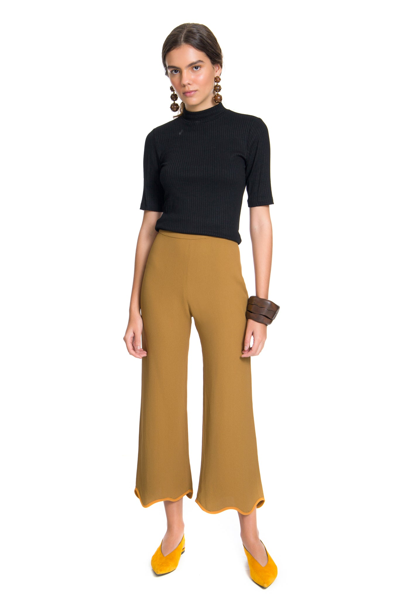 CAMELO/CARAMELO 70'S TROUSERS