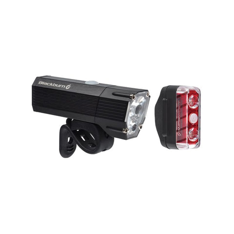 Blackburn Dayblazer 1100F/65R Lightset Black | Onya Canberra | Online Bike Shop