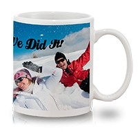11oz customized Coffee mug