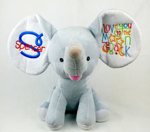 Load image into Gallery viewer, Cubbies soft Elephant