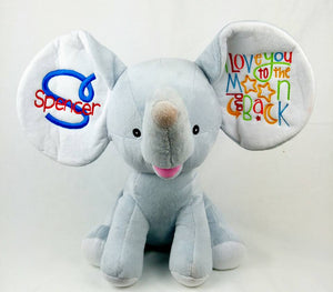 Cubbies soft Elephant
