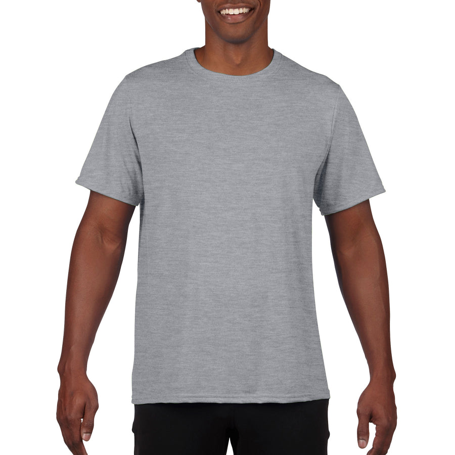 Sports Grey Tshirt