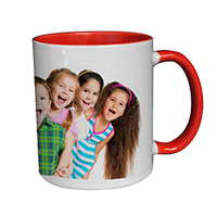 Load image into Gallery viewer, 11oz Inner Color Coated Mugs
