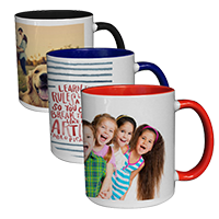 11oz Inner Color Coated Mugs