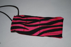 Pink Tiger Stripe 2 Barrel cover