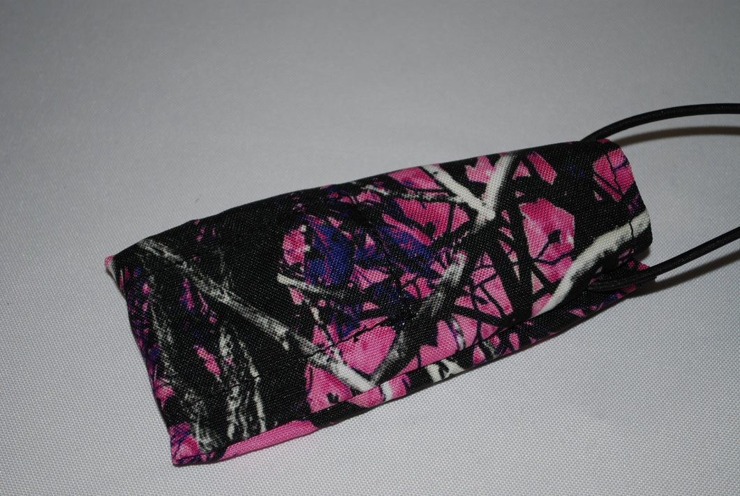 Pink Realtree camo 2 Barrel cover