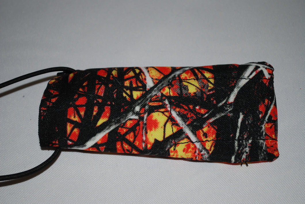Orange Realtree Camo Barrel cover