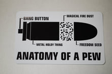 Load image into Gallery viewer, Anatomy Of A Pew  Sticker