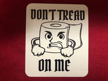 Load image into Gallery viewer, Don't Tread On Me TP Sticker