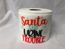 Load image into Gallery viewer, christmas  Novelty Toilet Paper