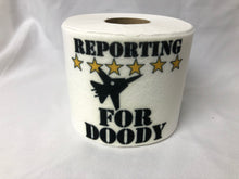 Load image into Gallery viewer, Military Novelty Toilet Paper