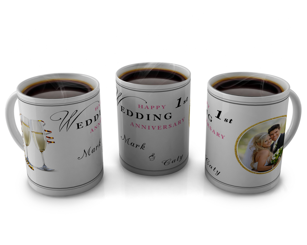 Wedding Coffee mug Design 30