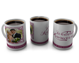Wedding Coffee mug Design 29