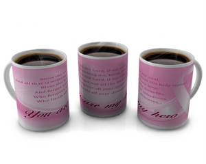 Breast Cancer Awareness Coffee mugs Design # 13
