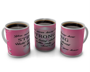 Breast Cancer Awareness Coffee mugs Design # 11