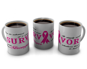 Breast Cancer Awareness Coffee mugs Design # 6