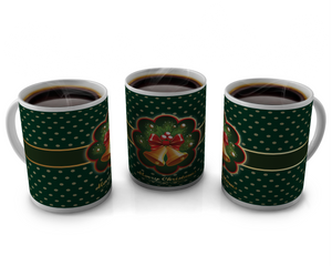 Christmas Coffee cup Design 9