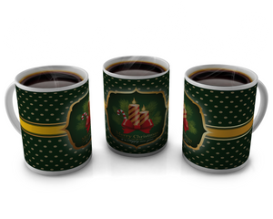 Christmas Coffee cup Design 12