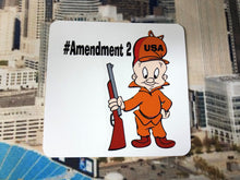 Load image into Gallery viewer, Second amendment E. Fudd Sticker You Cant take our guns away
