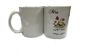 Wedding Coffee mug Design 100