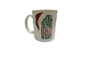 Christmas Coffee cup Design 1