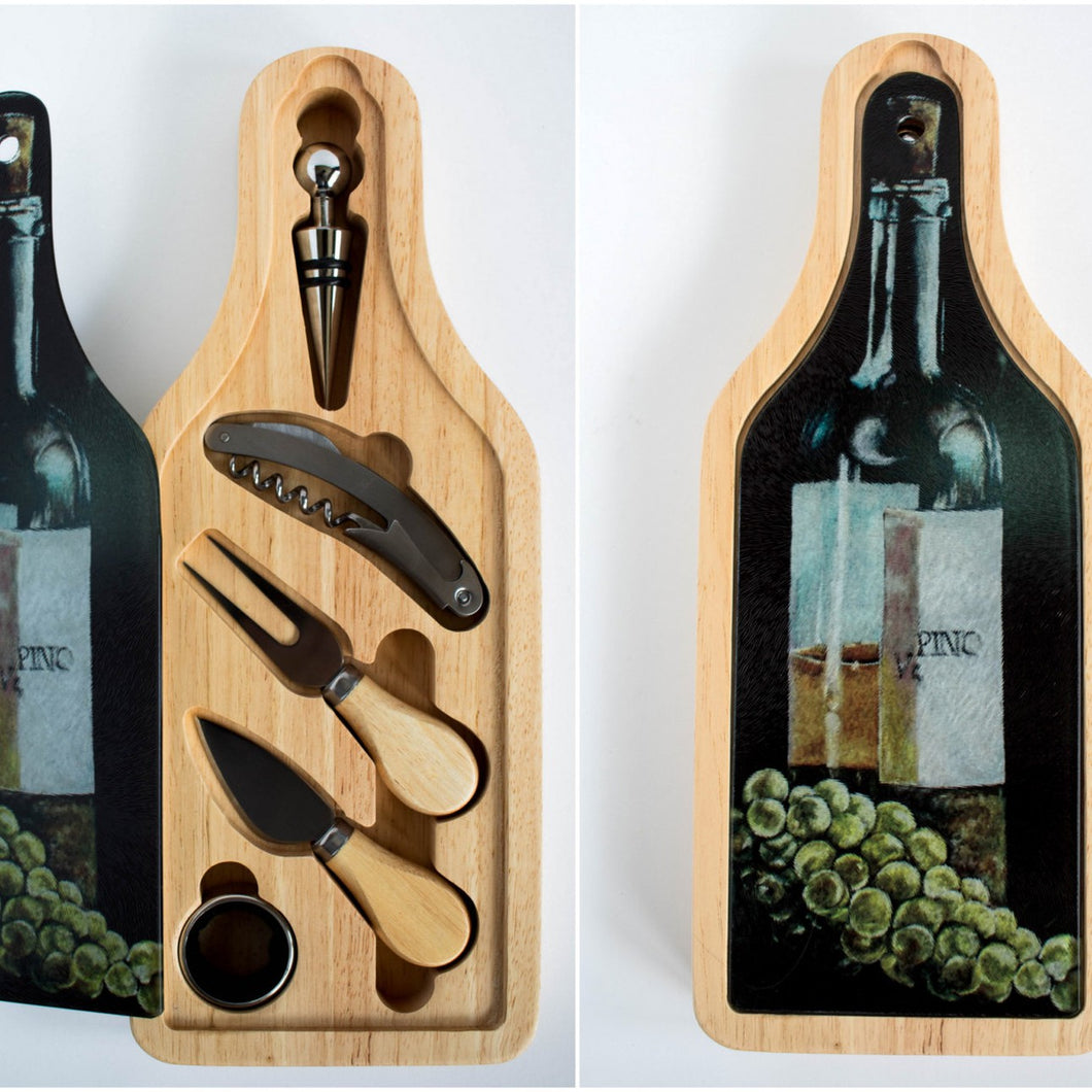 Wine And Cheese Kit (SALE ITEM)
