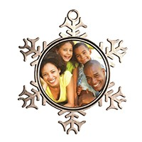 Load image into Gallery viewer, Pewter Star Ornament