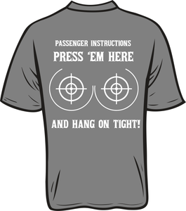 Press Them Here short sleeve T shirt