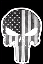 Load image into Gallery viewer, Punisher skull  sticker