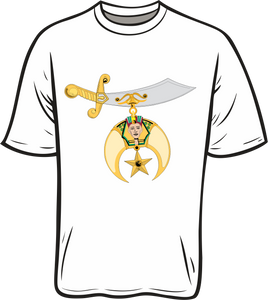Shrine Scimitar shirt