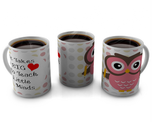 Teacher coffee Mugs design 2