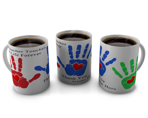 Teacher coffee Mugs design 3