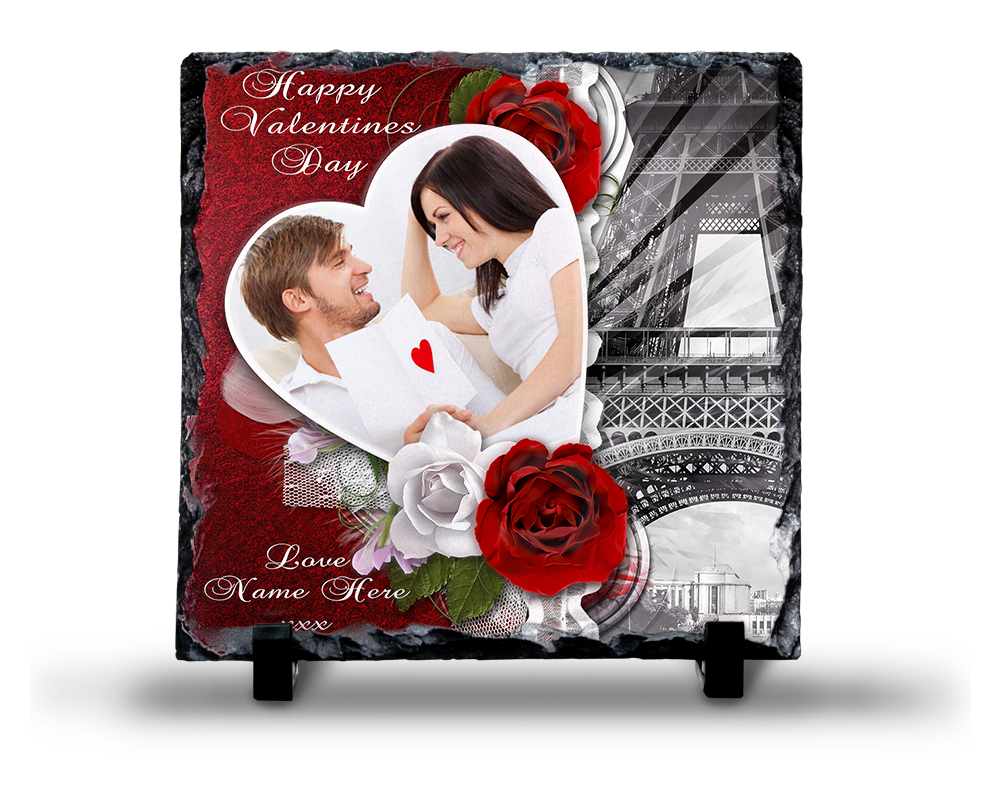 Valentine W/Eiffel tower