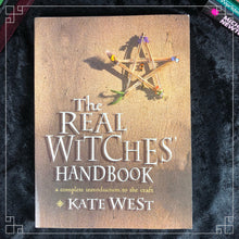Load image into Gallery viewer, The real witches handbook - Kate West