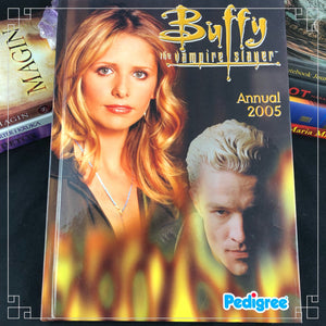 Buffy the vampire slayer - annual 2005
