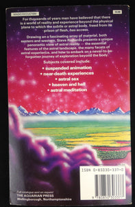 The traveller´s guide to the astral plane - Steve Richards