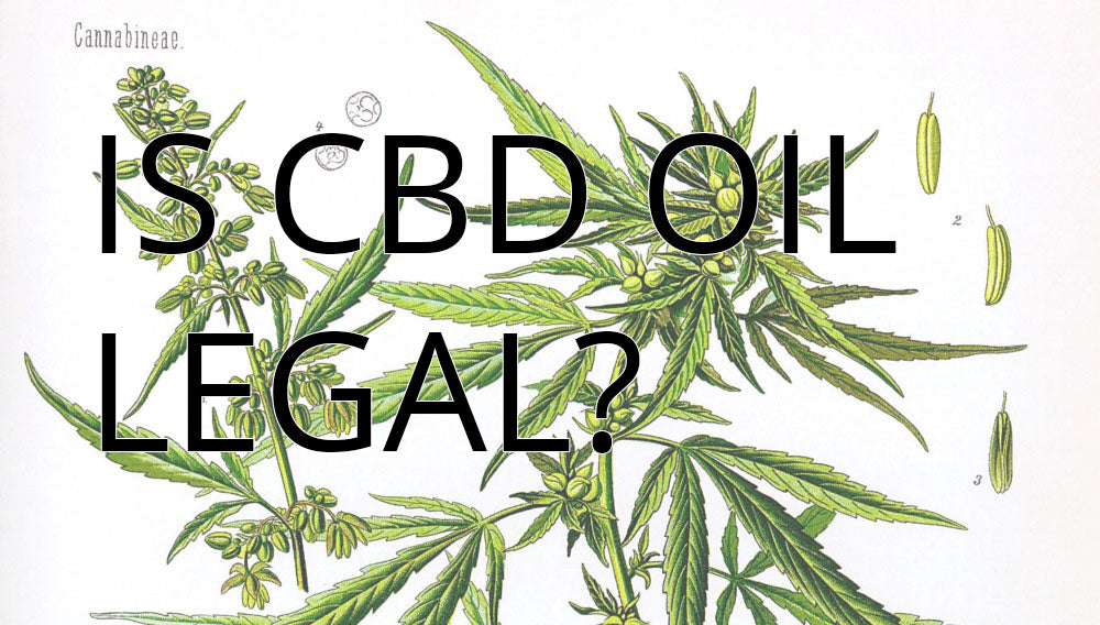 Is CBD Oil Legal UK?