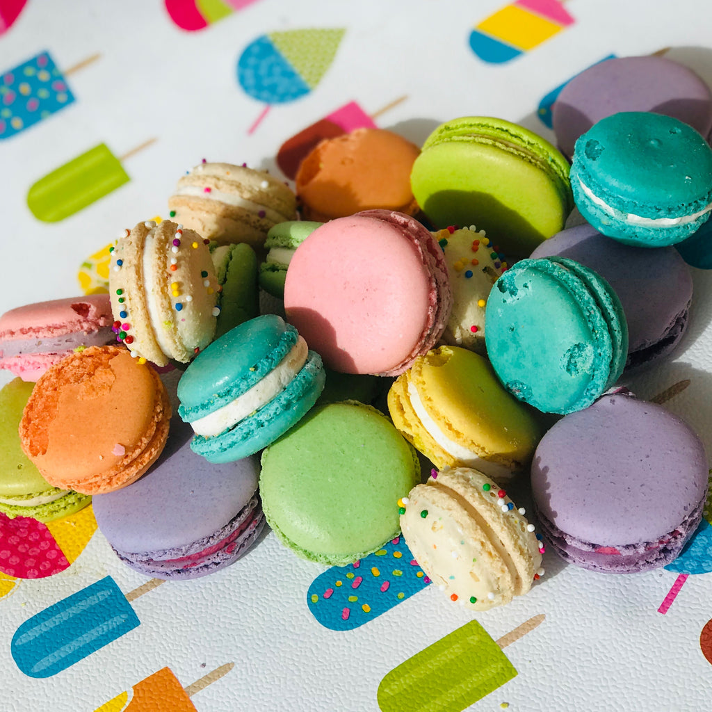 Perfectly Imperfect Macarons