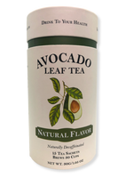 Avocado Leaf Tea (15 Sachet Canister)