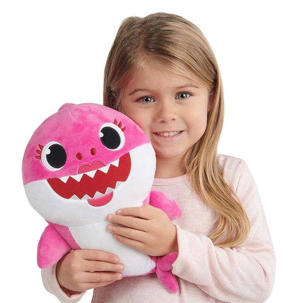 Official Song Doll Shark Plush toy