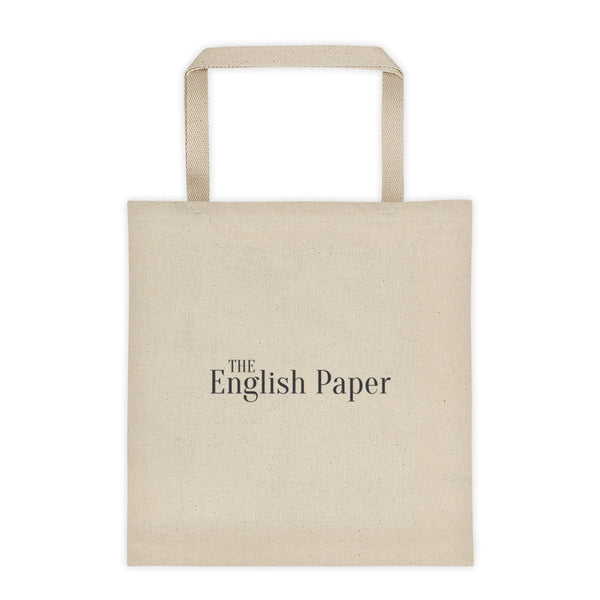 The English Paper Tote bag