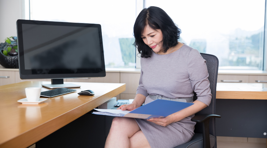 traits of successful woman in Singapore